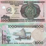Vanuatu money vatu