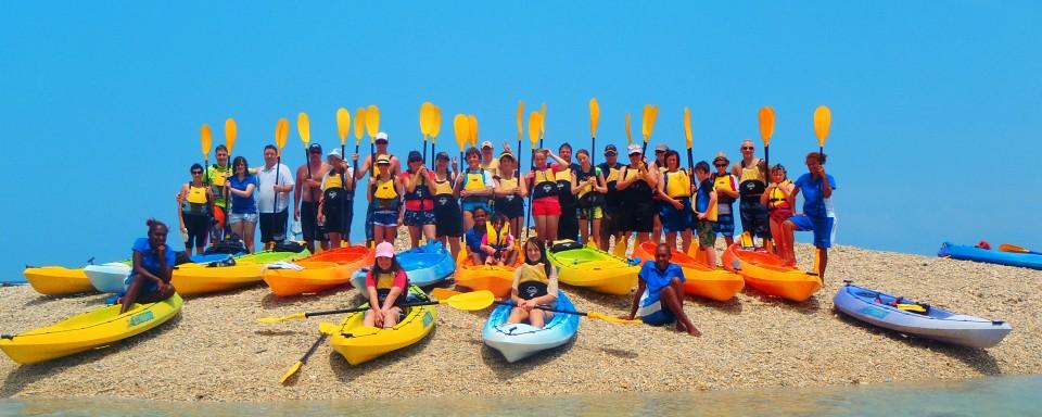 Vanuatu Sea Kayaking